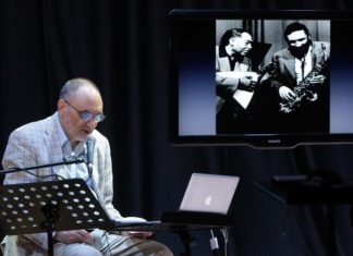 Алексей Козлов Лекции о джазе JazzPeople