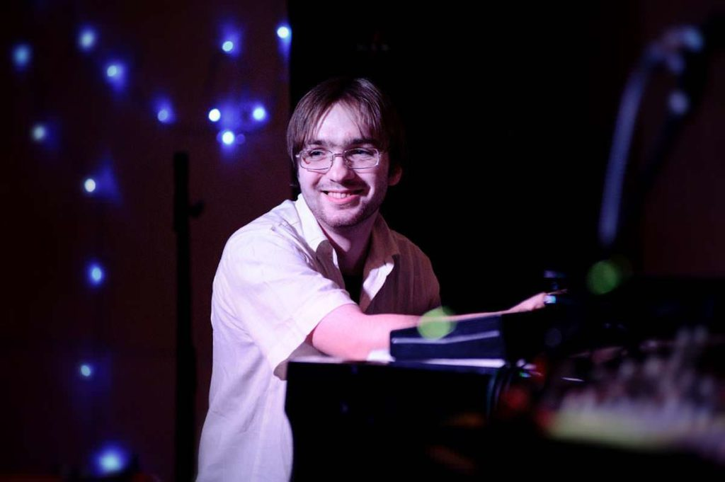 Валерий Степанов новые джазовые исполнители JazzPeople