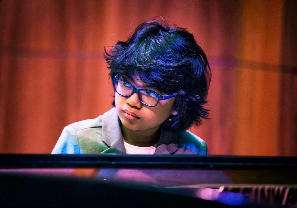 Joey Alexander новые джазовые исполнители JazzPeople