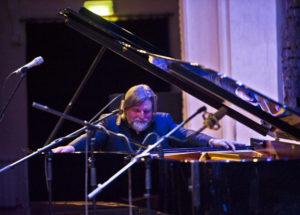 Битва джазовых пианистов, Валерий Гроховский