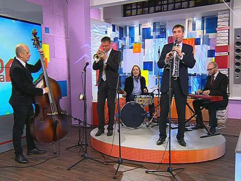 Джазовые передачи на радио и телевидении «Утро на 5» JazzPeople
