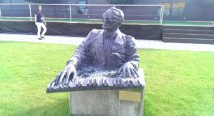 Памятники джазовым музыкантам, Аллея звезд джаза JazzPeople