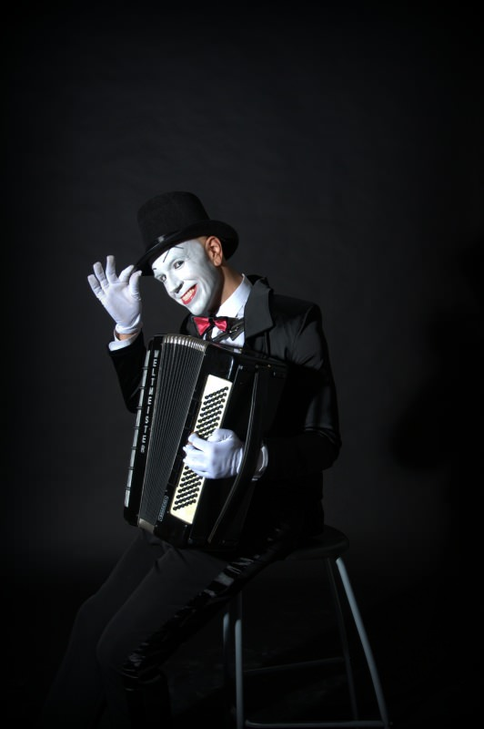 Dark Jazz Accordion Band новый джаз JazzPeople