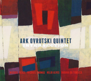 Альбом Intersection Ark Ovrutski Quintet