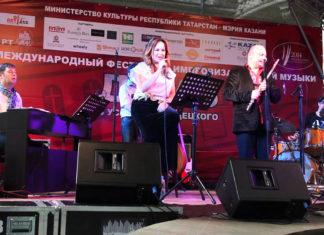 «Jazz в усадьбе Сандецкого» - 10-й в Казани