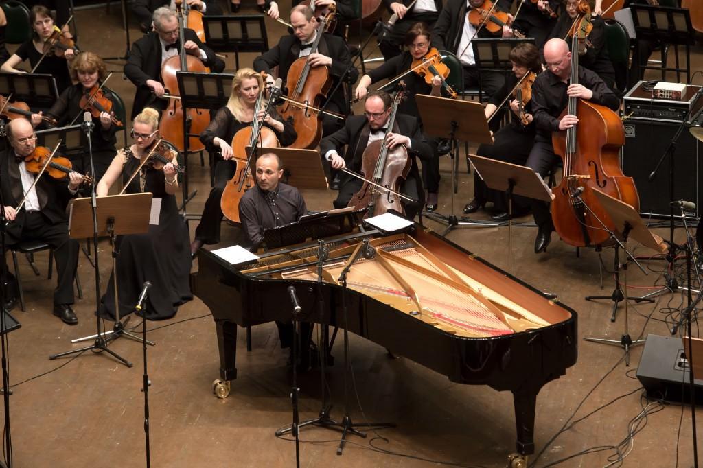 Symphonic Jazz Project в Минске