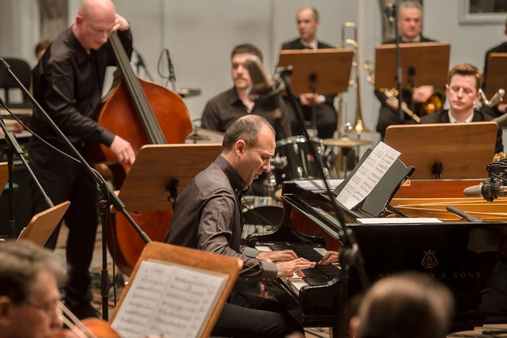 Флорин Рэдукану Florin Raducanu Symphonic Jazz Project