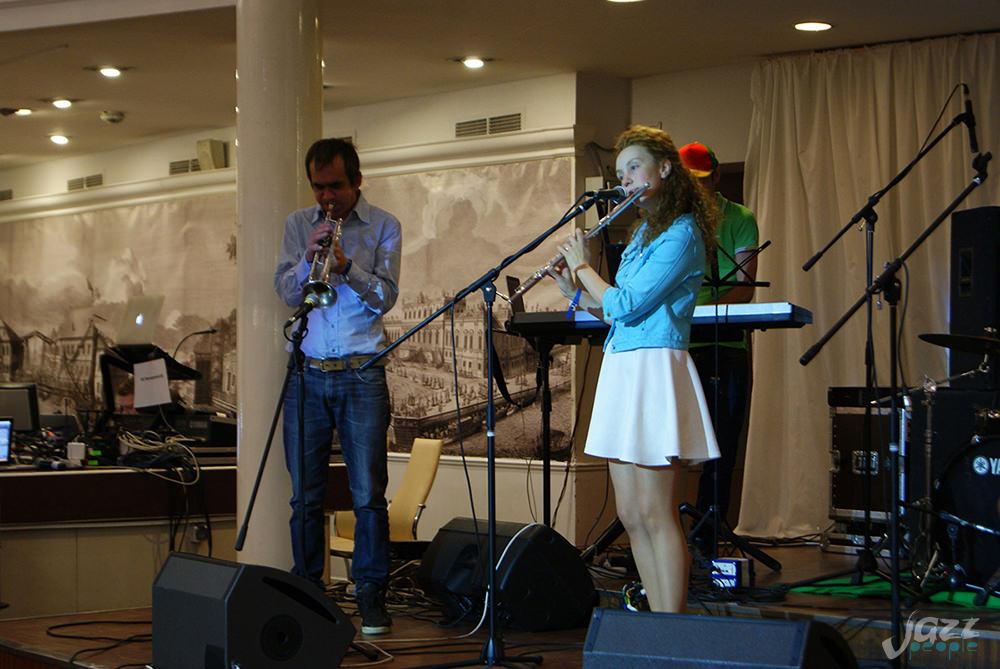 Moonglow открывали Тату-Фестиваль в Петербурге