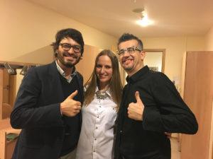 «ЕсенинJazz» в Италии