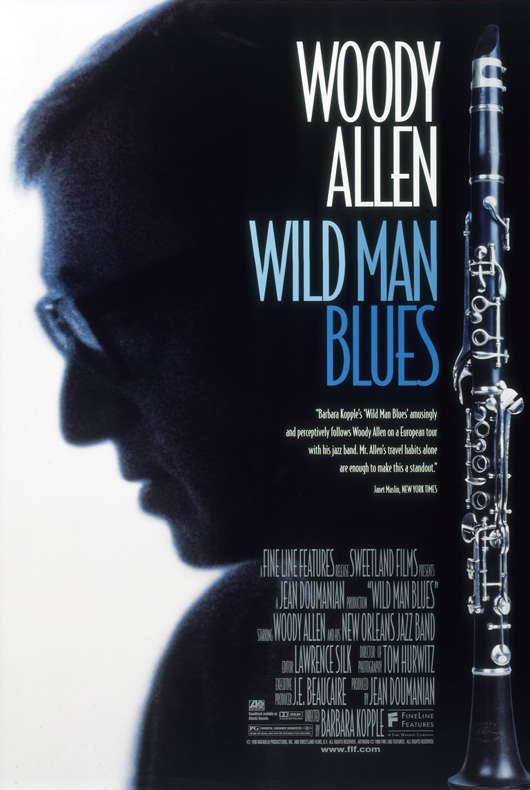 Woody Allen Wild man blues фильм