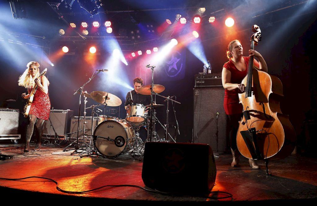 Hedvig Mollestad Trio на Tampere Jazz Festival 2015