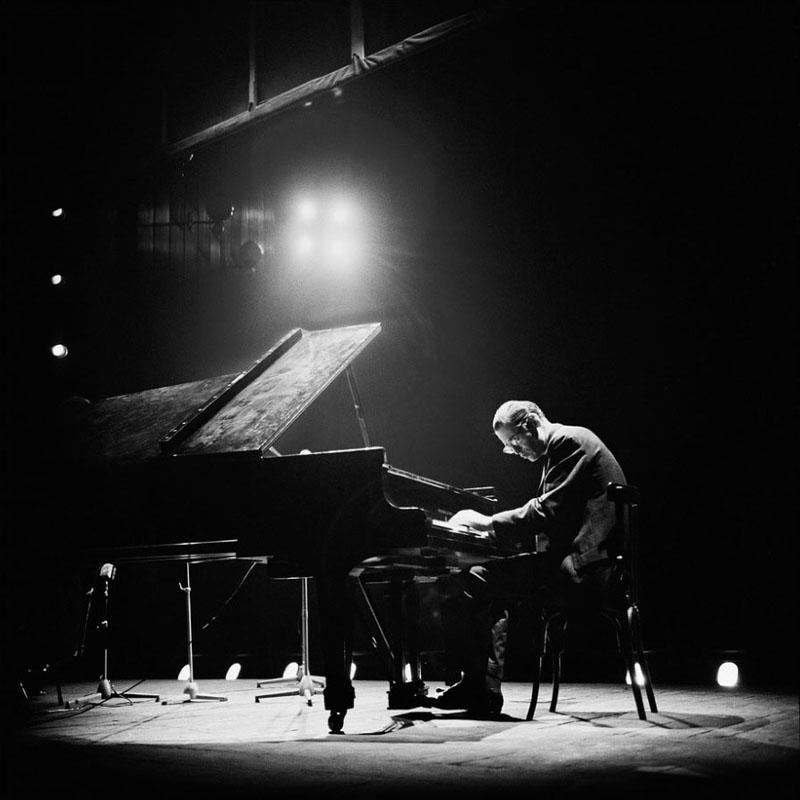 Джазовый пианист Билл Эванс (Bill Evans)