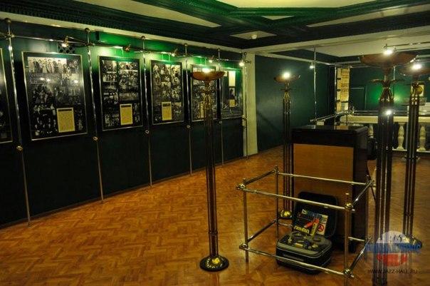 Музеи джаза мира - Музей джаза в Ленинграде-Санкт-Петербурге