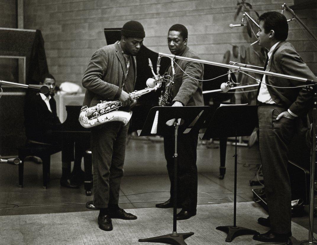 90 лет со дня рождения Джона Колтрейна JazzPeople