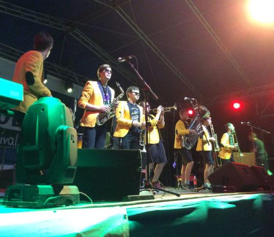 Чем запомнился Live in Blue Bay 2016 в Коктебеле   JazzPeople