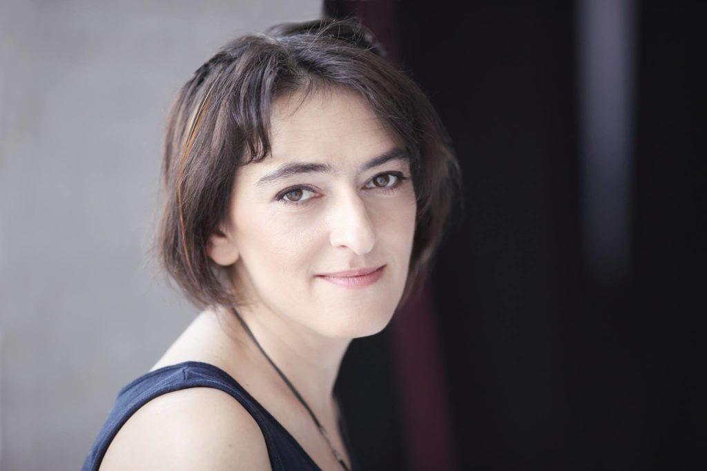 Пианистка Наталья Скворцова