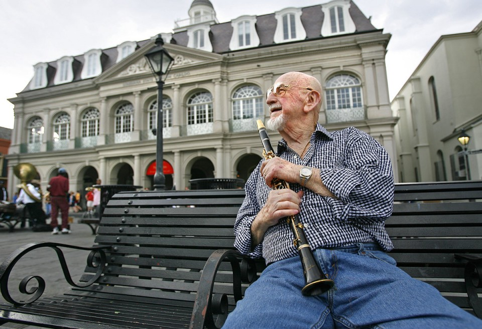 Пит Фонтейн: легенда Нового Орлеана   JazzPeople