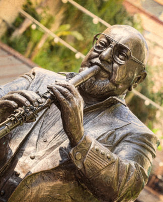 Пит Фонтейн: легенда Нового Орлеана | JazzPeople
