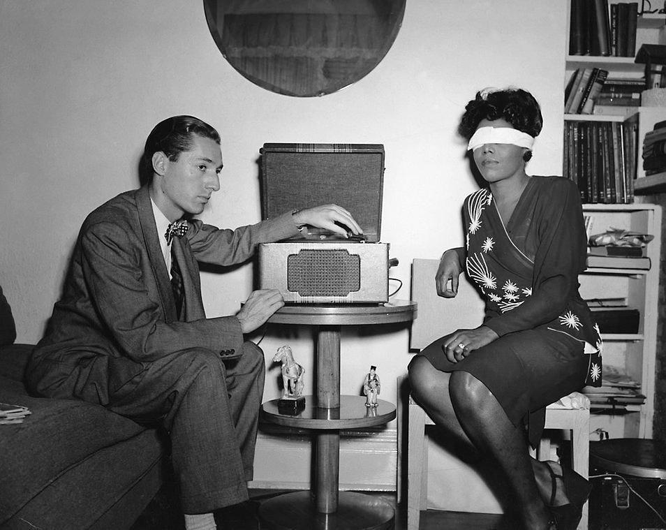 Слепое слушание (Леонард Фезер (Leonard Feather) - 4 главных достижения в джазе) -
