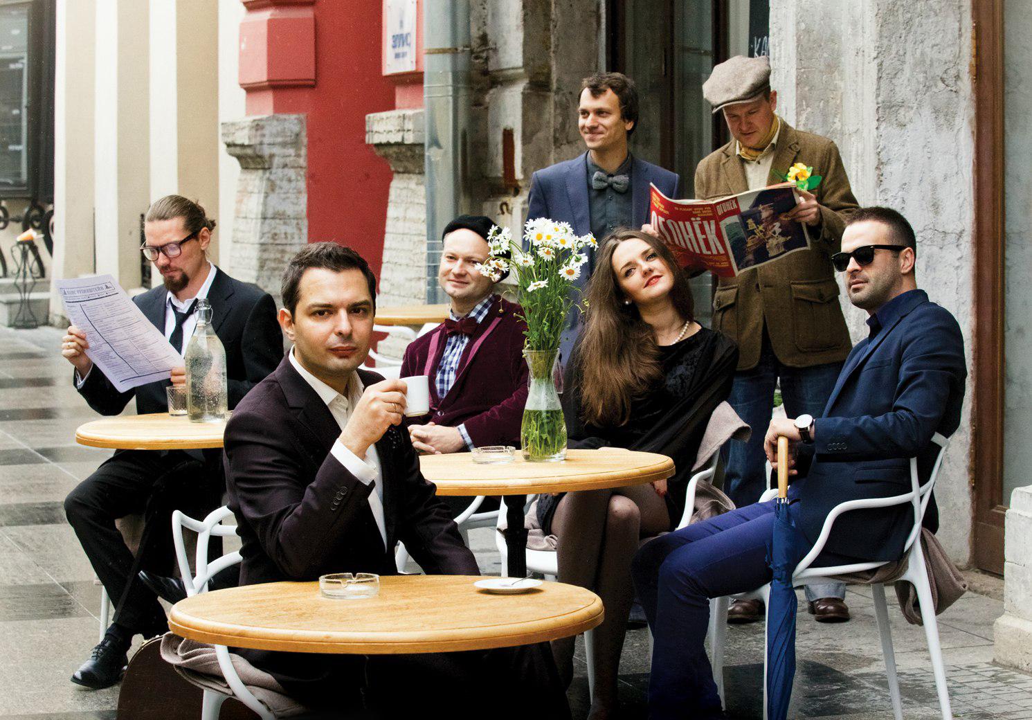 Swing Couture: «У нас есть свой узнаваемый саунд» | JazzPeople, интервью