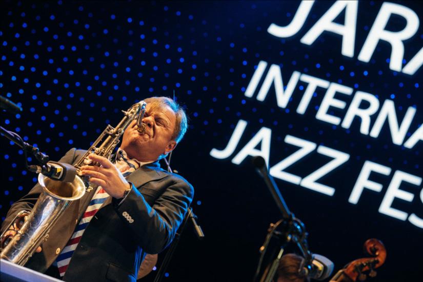Jarasum Jazz Festival, 9-11 октября 2015, Джарасум, Южная Корея