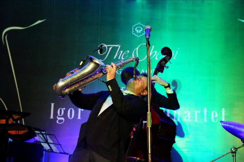 Игорь Михайлович Бутман - Биография саксофониста | JazzPeople