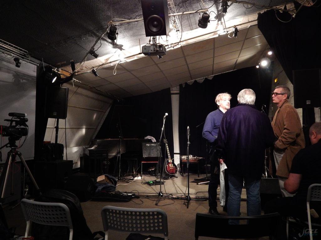 Leo Records Festival в Петербурге длился два дня   JazzPeople