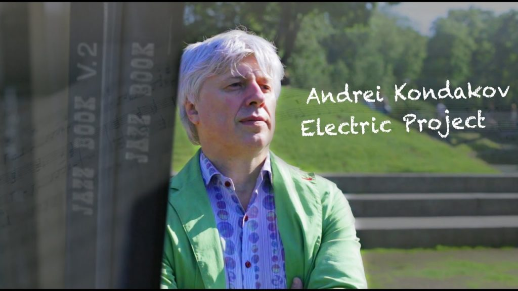 Андрей Кондаков – история Andrei Kondakov Electric Project | JazzPeople – Съемки интервью