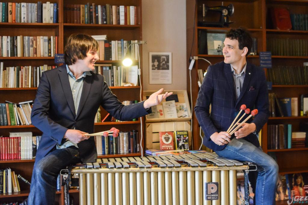 Семейная история вибрафонистов Алексея и Павла Чижиков   Интервью JazzPeople