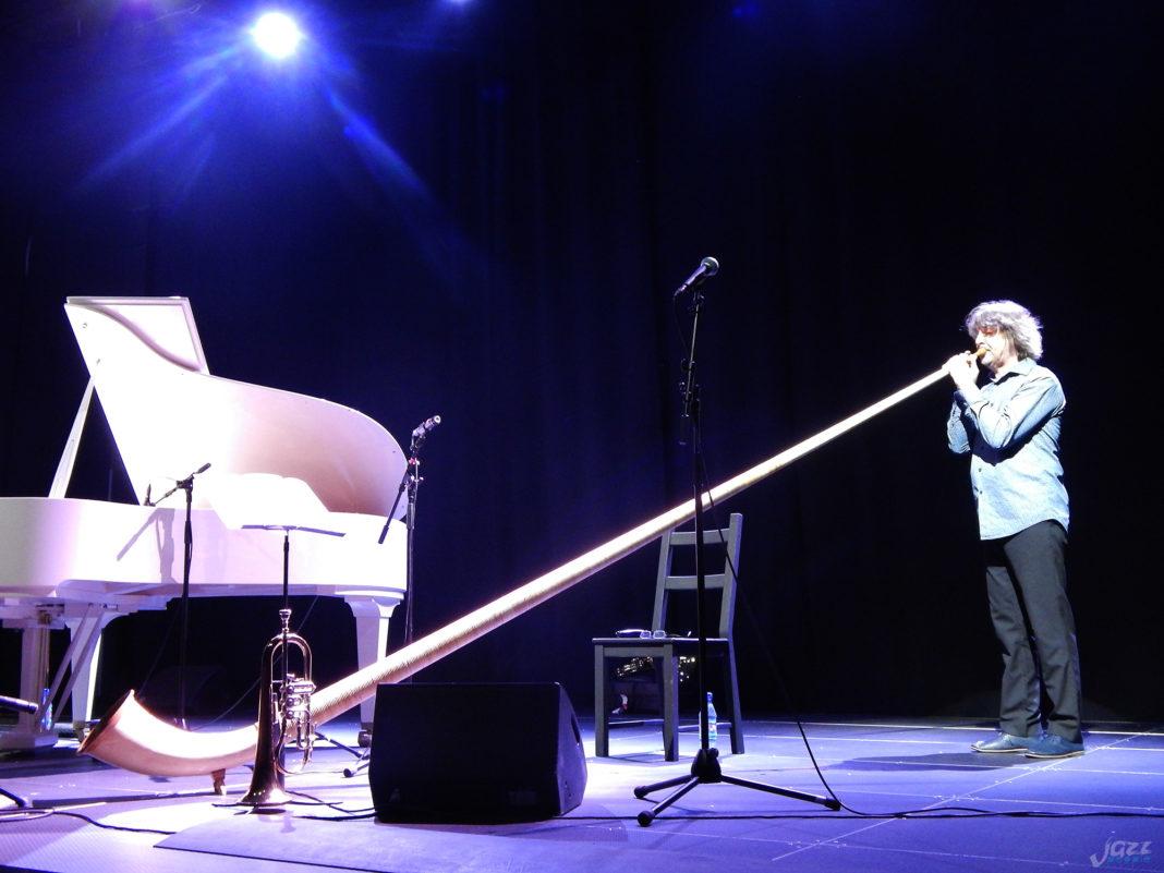 Дуэт Шилклопер-Неселовский привезли в Петербург «Край»   Обзор JazzPeople