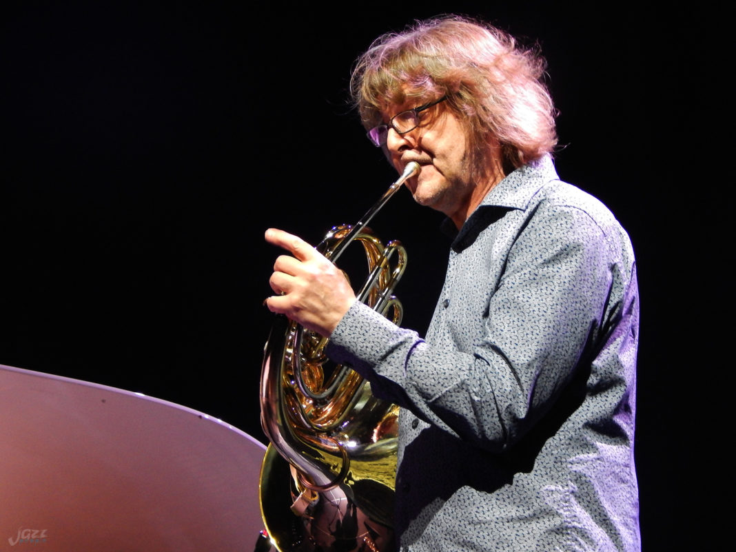 Дуэт Шилклопер-Неселовский привезли в Петербург «Край» | Обзор JazzPeople