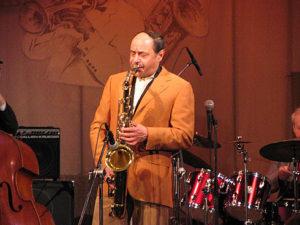 Михаил Костюшкин JazzPeople