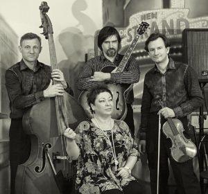 Наталья Родина и ShoobeDoobe Jazz JazzPeople