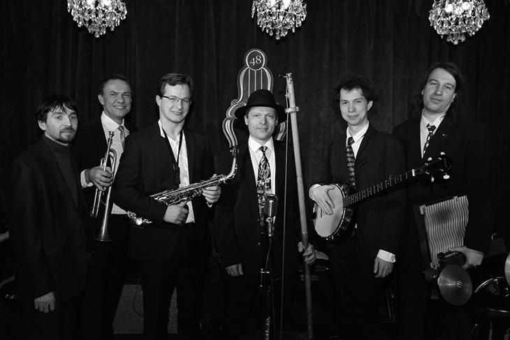 Easy Winners Ragtime Band Где встретить Новый год JazzPeople