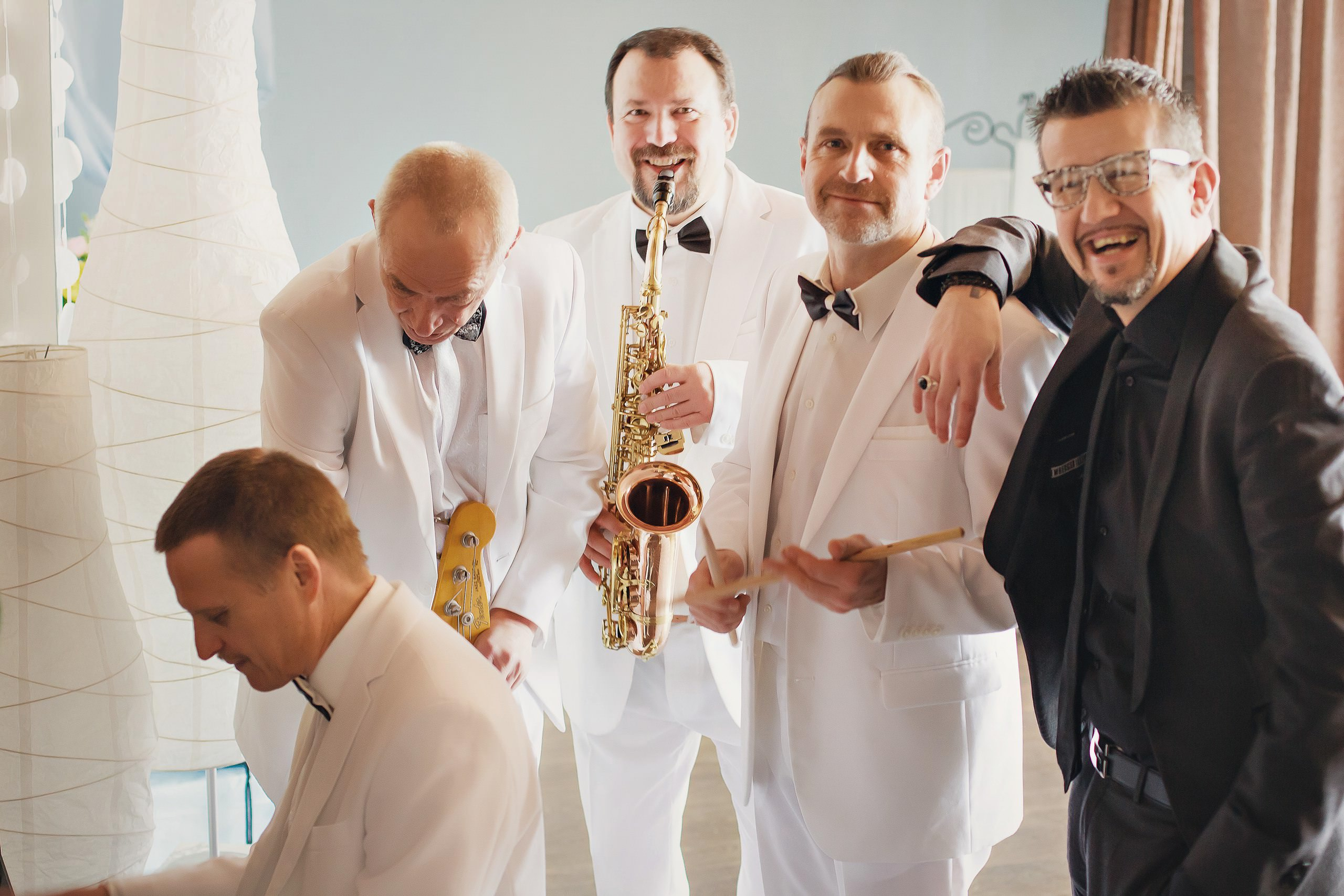 Джазовые музыканты Feelin's JazzPeople