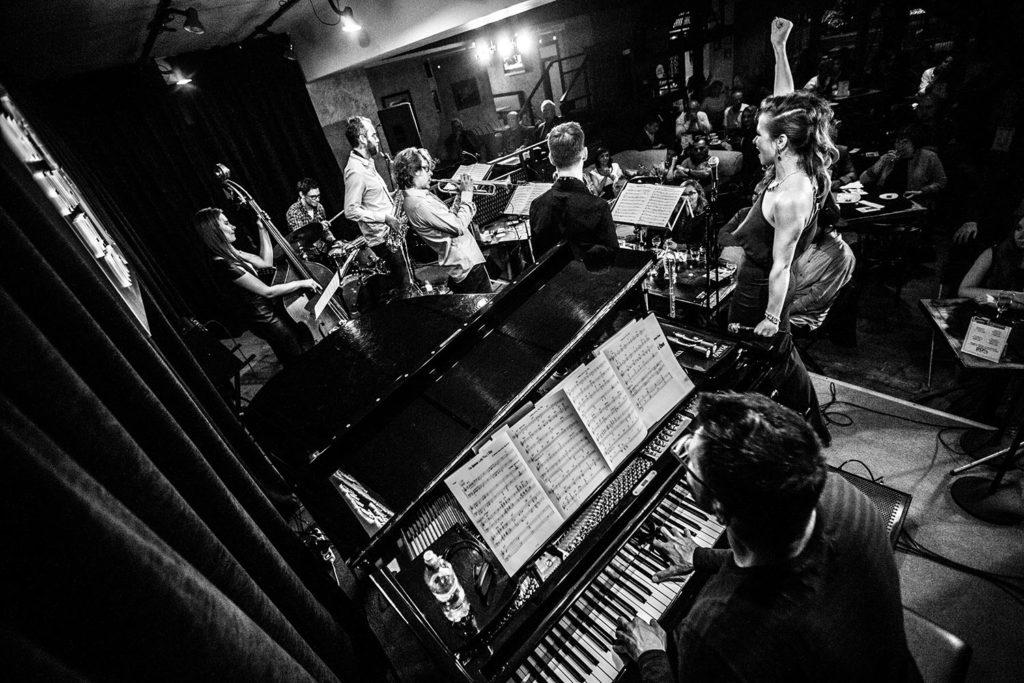 Илья Морозов и Виктория Каунова: «Вместе на сцене и в жизни!»   JazzPeople