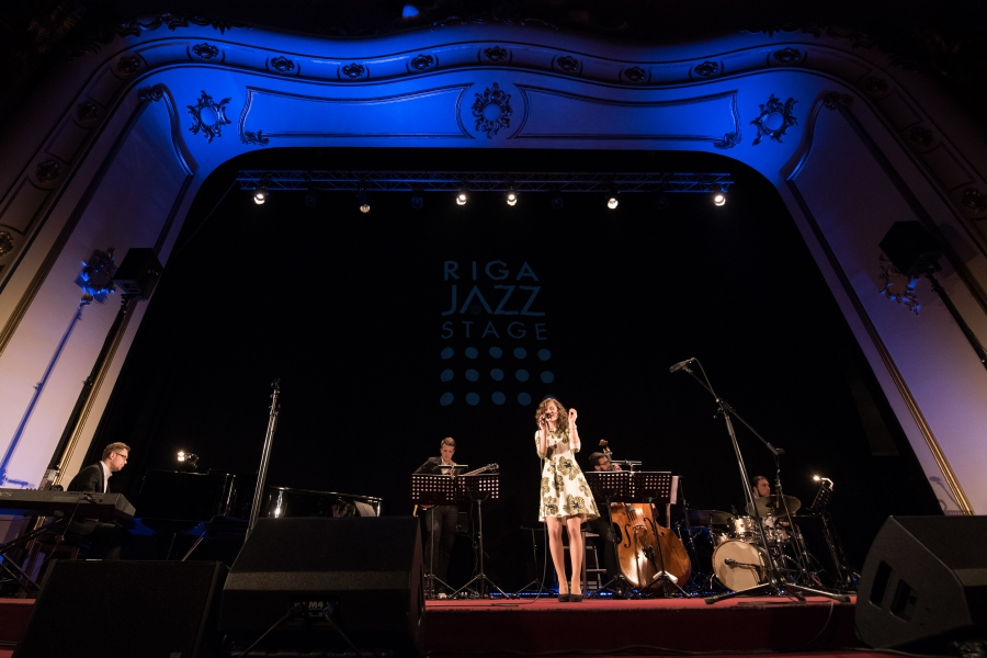 Конкурс Riga Jazz Stage 2017 в Латвии - 6-8 апреля
