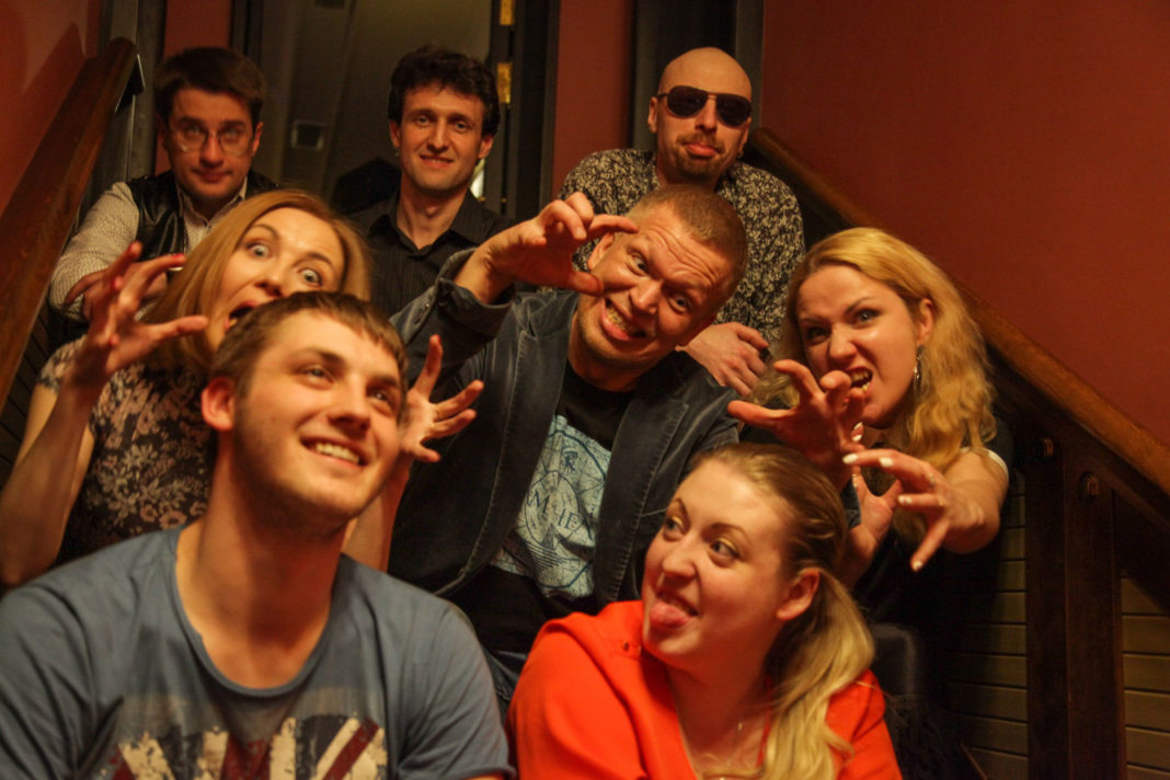 Альбом «Малиновый пирог» от Лёха Охтинский Project Band | JazzPeople