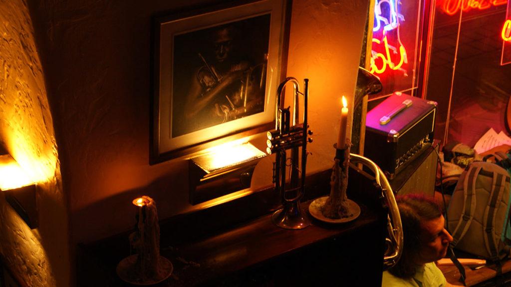 клуб «Дом 7» JazzPeople