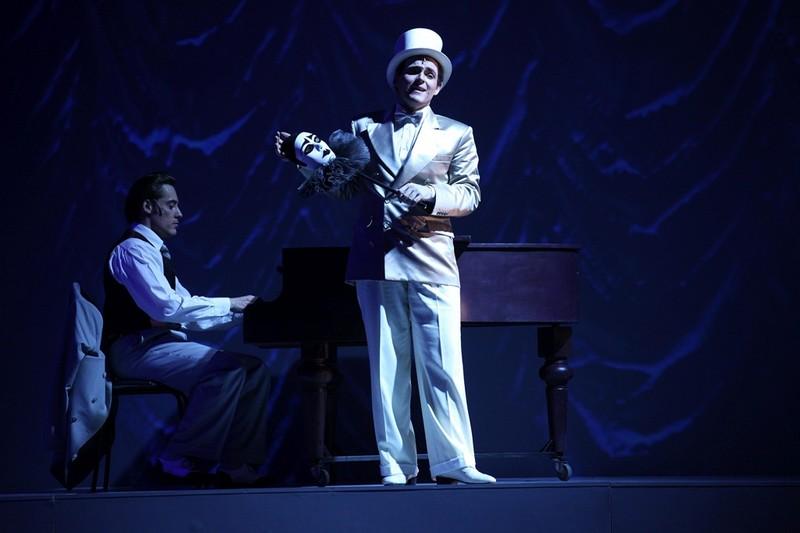 В Москве покажут джаз-фантазию «Вольный ветер мечты»