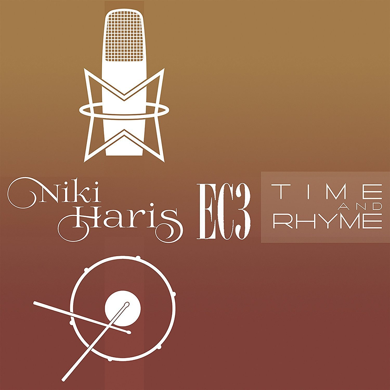 Джазовые новинки зимы 2017 года - от пост-бопа до спиричуэлса | EC3 & Niki Haris Альбом Time And Rhyme