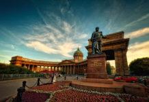 Soundtrack большого города - музыкальное шоу петербургских улиц