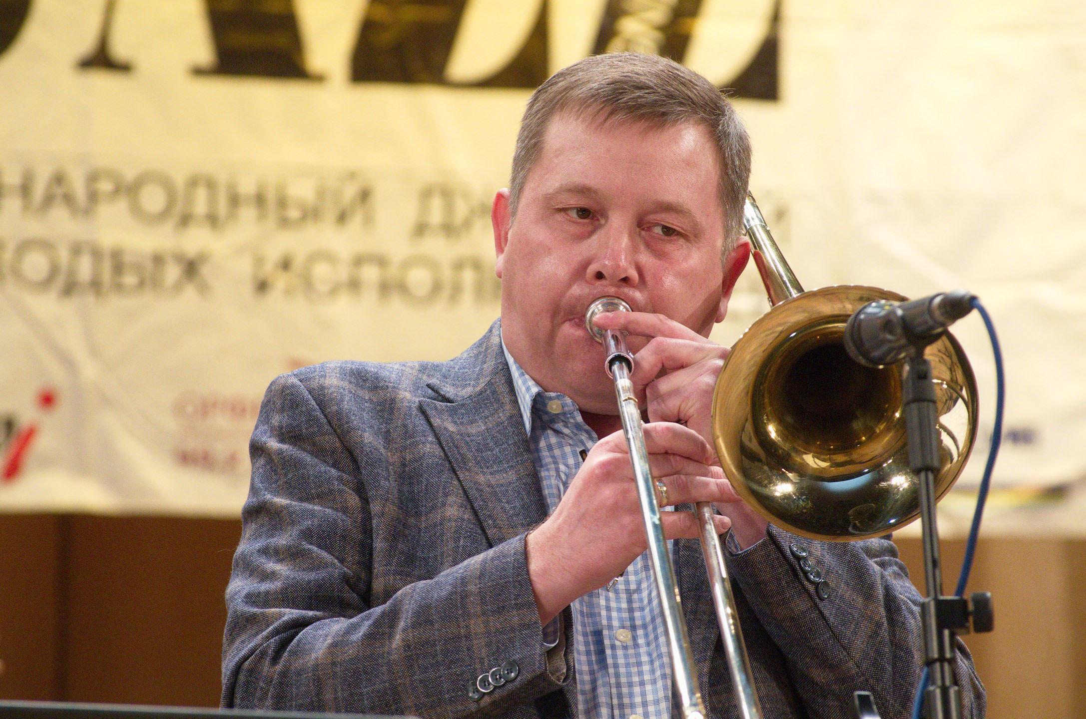 Трубач Павел Овчинников