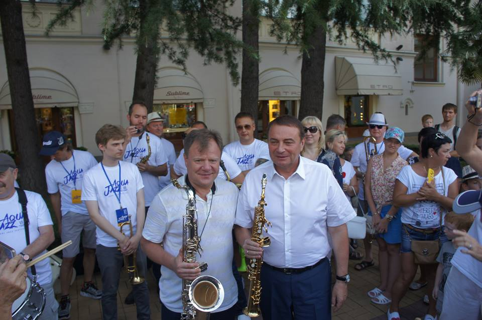 Sochi Jazz Festival 2017