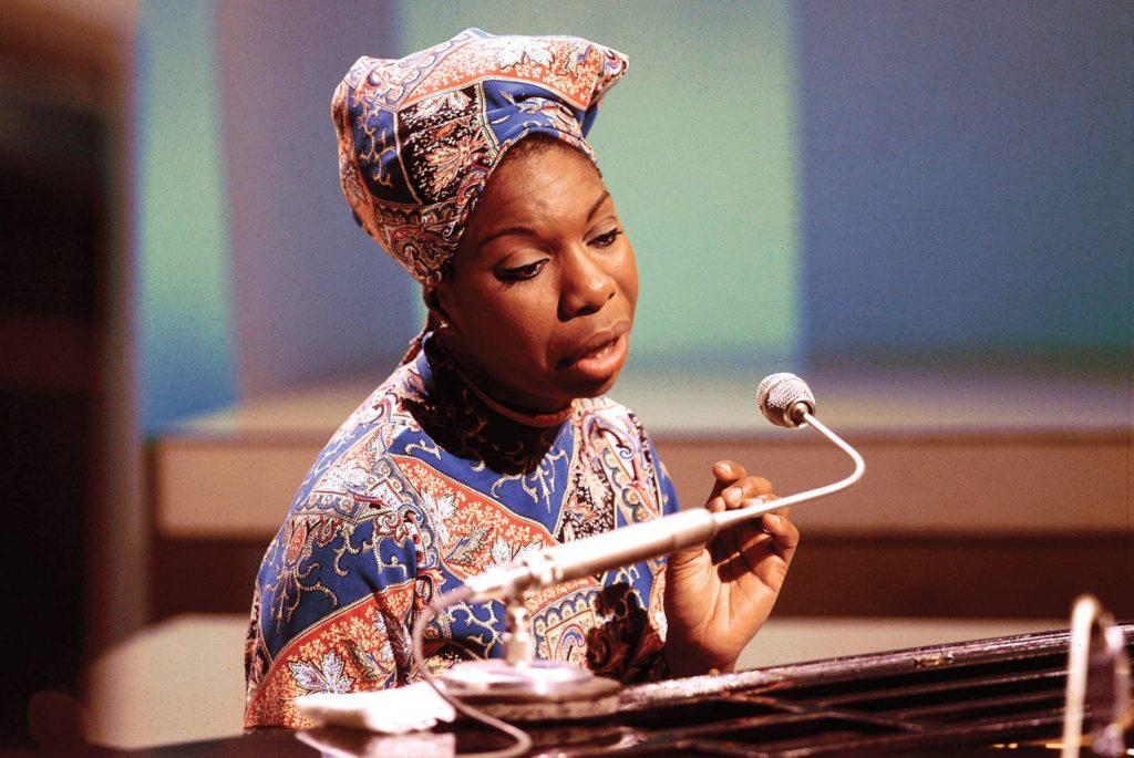 Нина Симон (Nina Simone) - Биография, факты, редкие фото