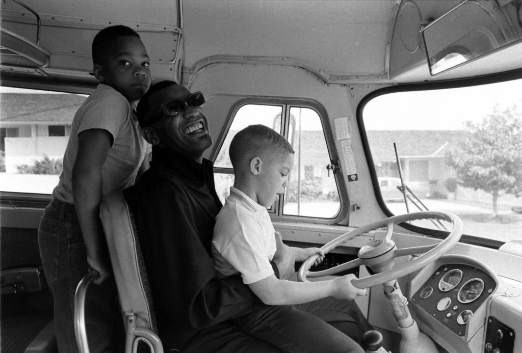 Рэй Чарльз (Ray Charles) - Биография, факты, редкие фото