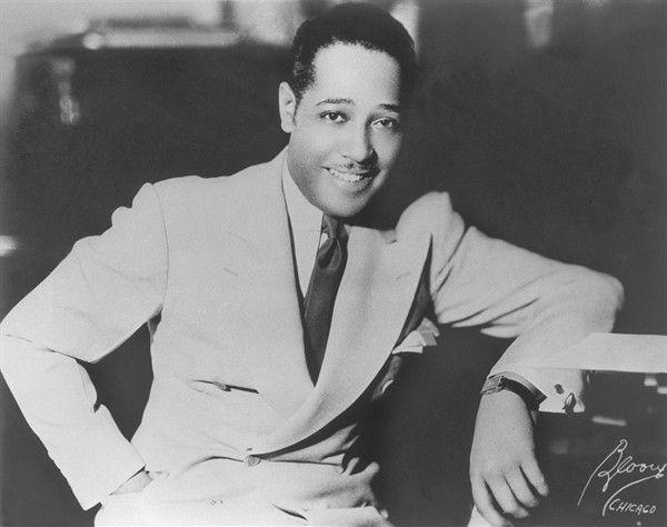 Дюк Эллингтон (Duke Ellington) - Биография, факты, редкие фото