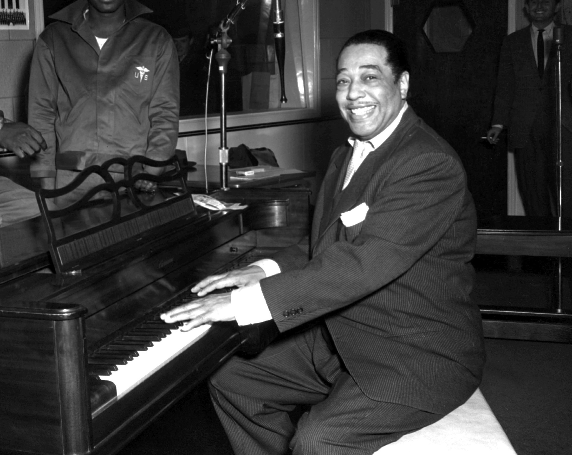 a biography of duke ellington the american jazz composer