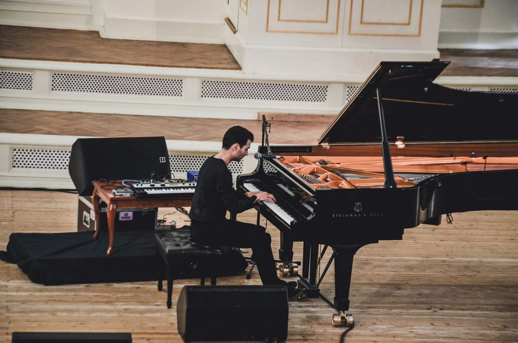 Концерт-презентация альбома An Ancient Observer Тиграна Амасяна