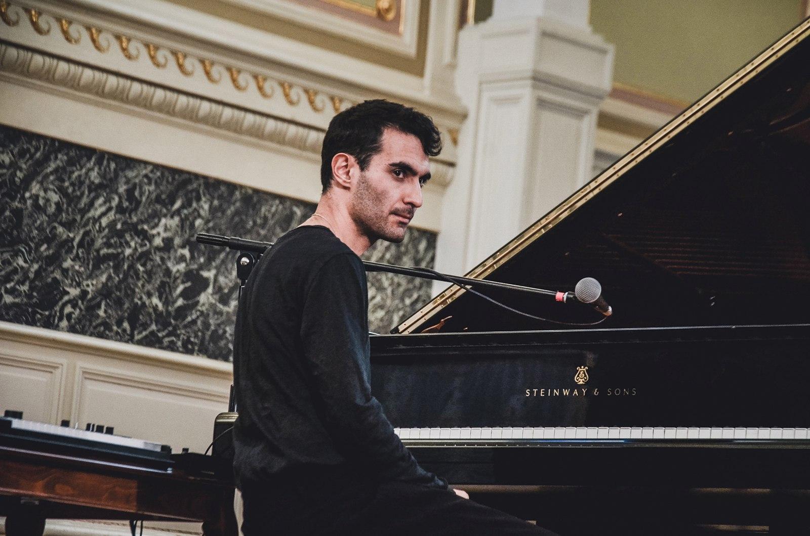 Концерт-презентация альбома The Ancient Observer Тиграна Амасяна